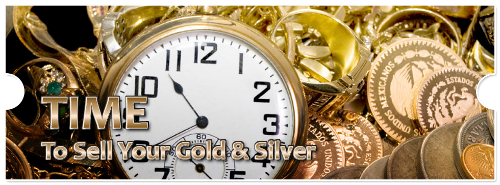 TIME To Sell Your Gold & Silver